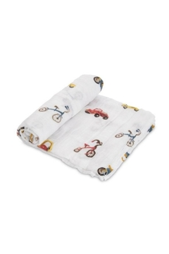 Shoptiques Product: The-Boss-Baby Transportation Swaddle