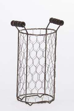 Shoptiques Product: Wire Bottle Holder