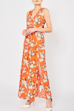 Entro Live For It Maxi Dress - Product List Image