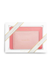 Katie Loxton Live Laugh Love Pouch Set - Product Mini Image