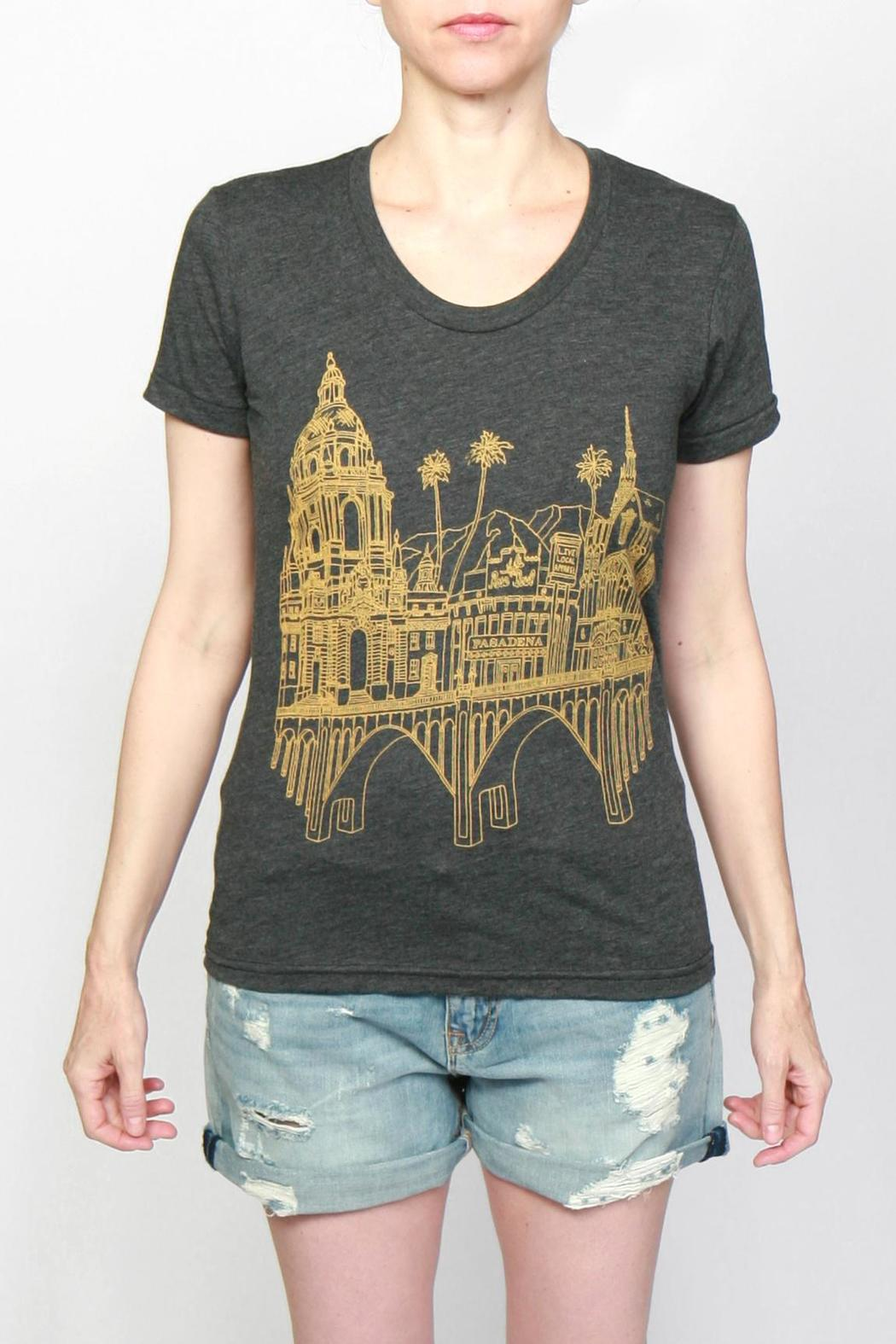 Live Local Apparel Pasadena T-Shirt - Front Cropped Image