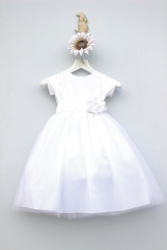 Lively Plain Tulle Dress - Product List Image