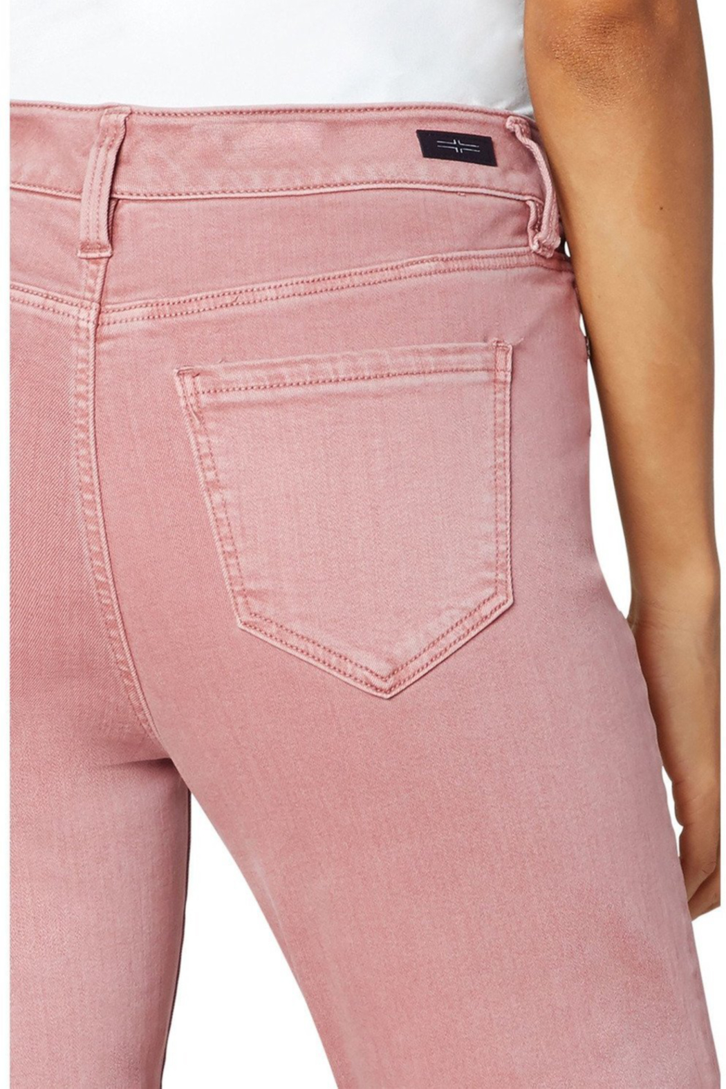 Liverpool  Abby Ankle Skinny - Side Cropped Image