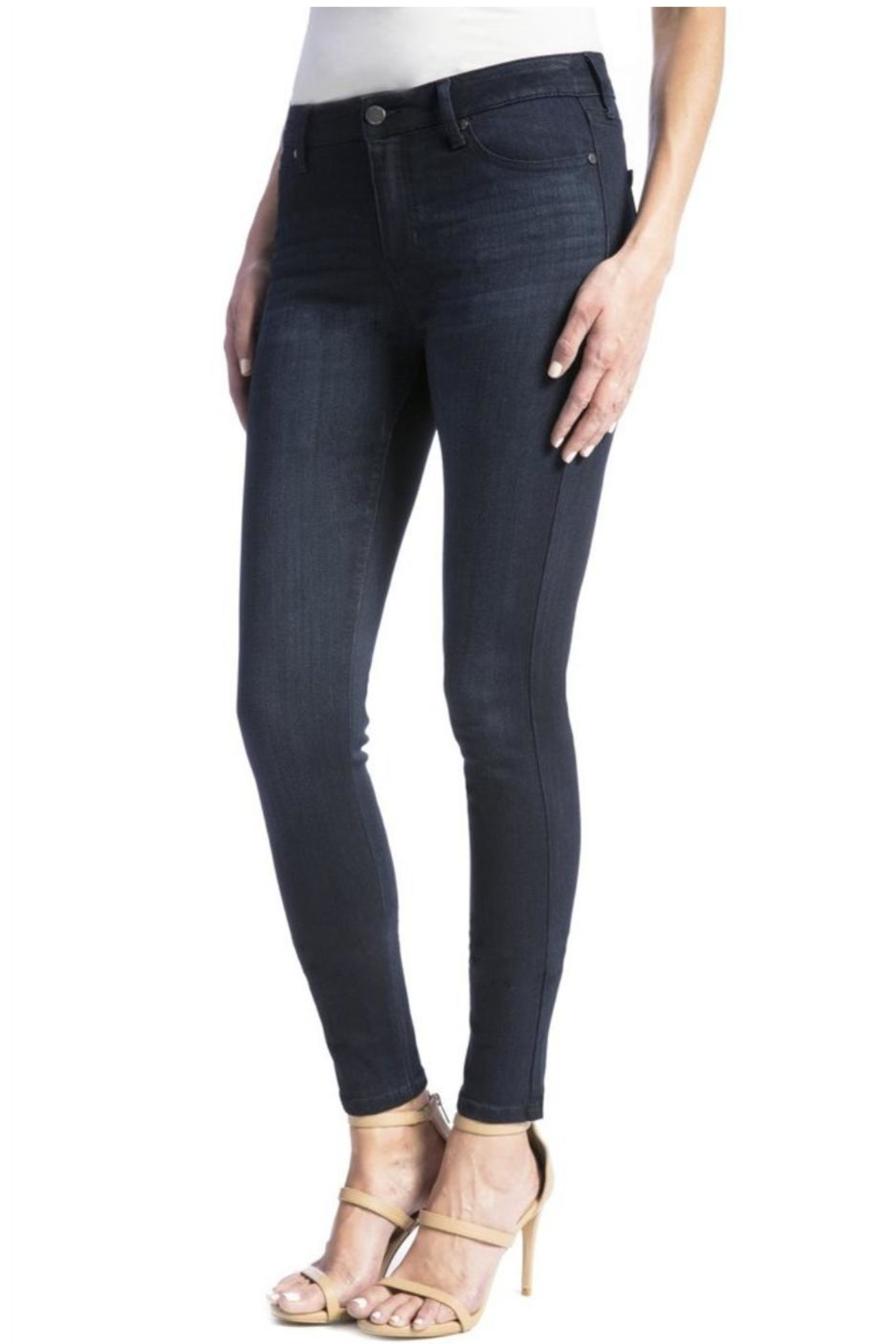 Liverpool Abby Skinny Jeans - Main Image
