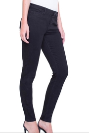 Liverpool Abby Skinny Black - Product Mini Image