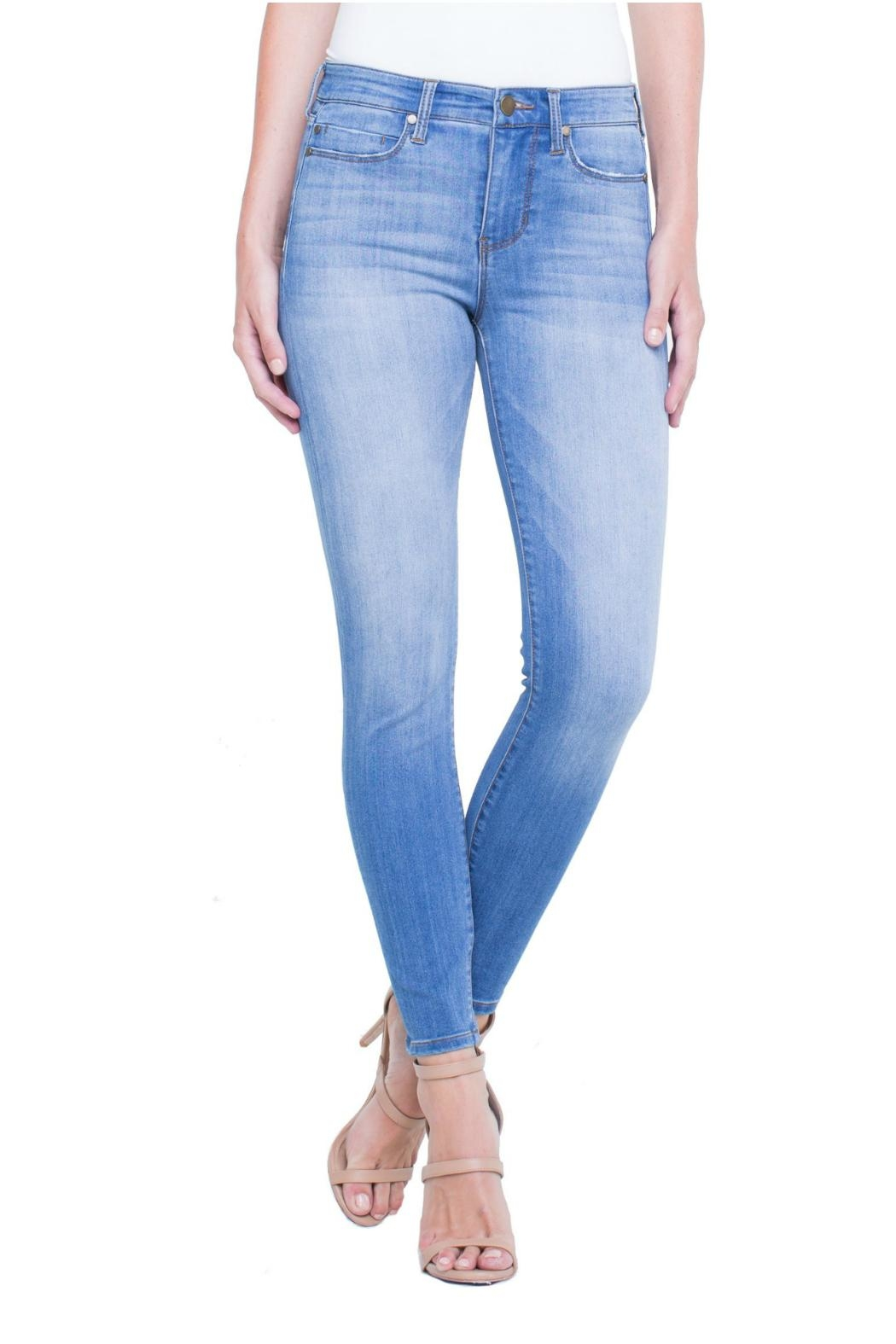 Liverpool Ankle Skinny Jean - Main Image