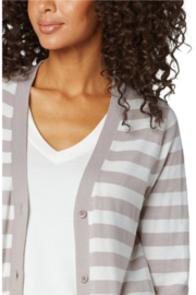 Liverpool  Cardigan - Back cropped