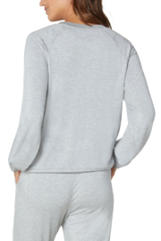 Liverpool  Crew Neck Top - Back cropped