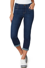 Liverpool  Mid Rise Gia Pull-on Pants - Product Mini Image