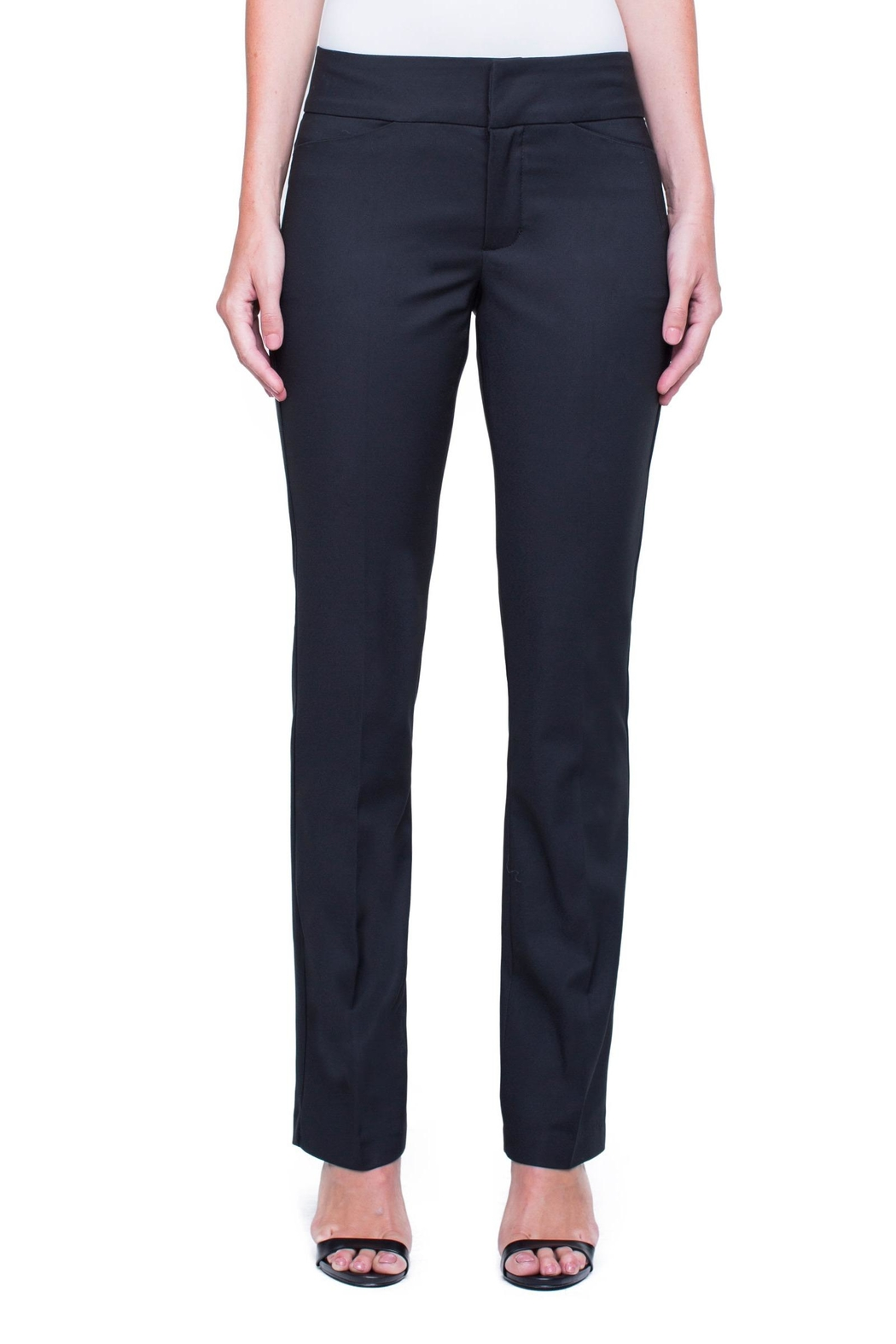 Liverpool Graham Boot-Cut Trouser - Front Full Image