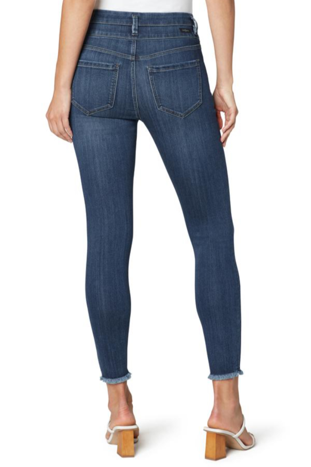 Liverpool Jean Company Liverpool Hi Rise Double Waistband Denim - Front Full Image
