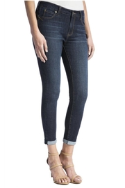 Liverpool Hugger Crop Jeans - Product Mini Image