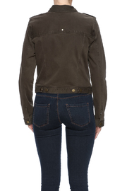Liverpool Jean Company Cargo Jacket - Back cropped