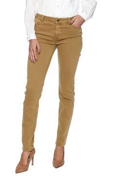 Liverpool Jean Company Dull Gold Jeans - Product List Image
