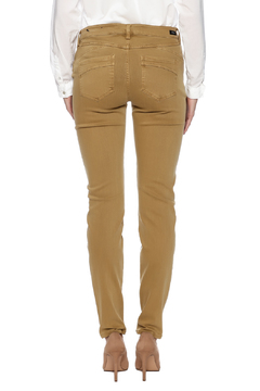 Liverpool Jean Company Dull Gold Jeans - Alternate List Image