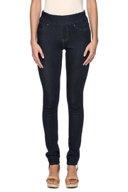 Liverpool Jeans Company Dark Indigo Sienna Jeggings - Side cropped