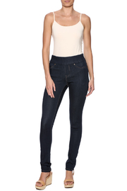 Liverpool Jeans Company Dark Indigo Sienna Jeggings - Front full body
