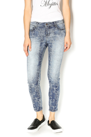 Liverpool Jeans Company Patterned Denim - Product Mini Image