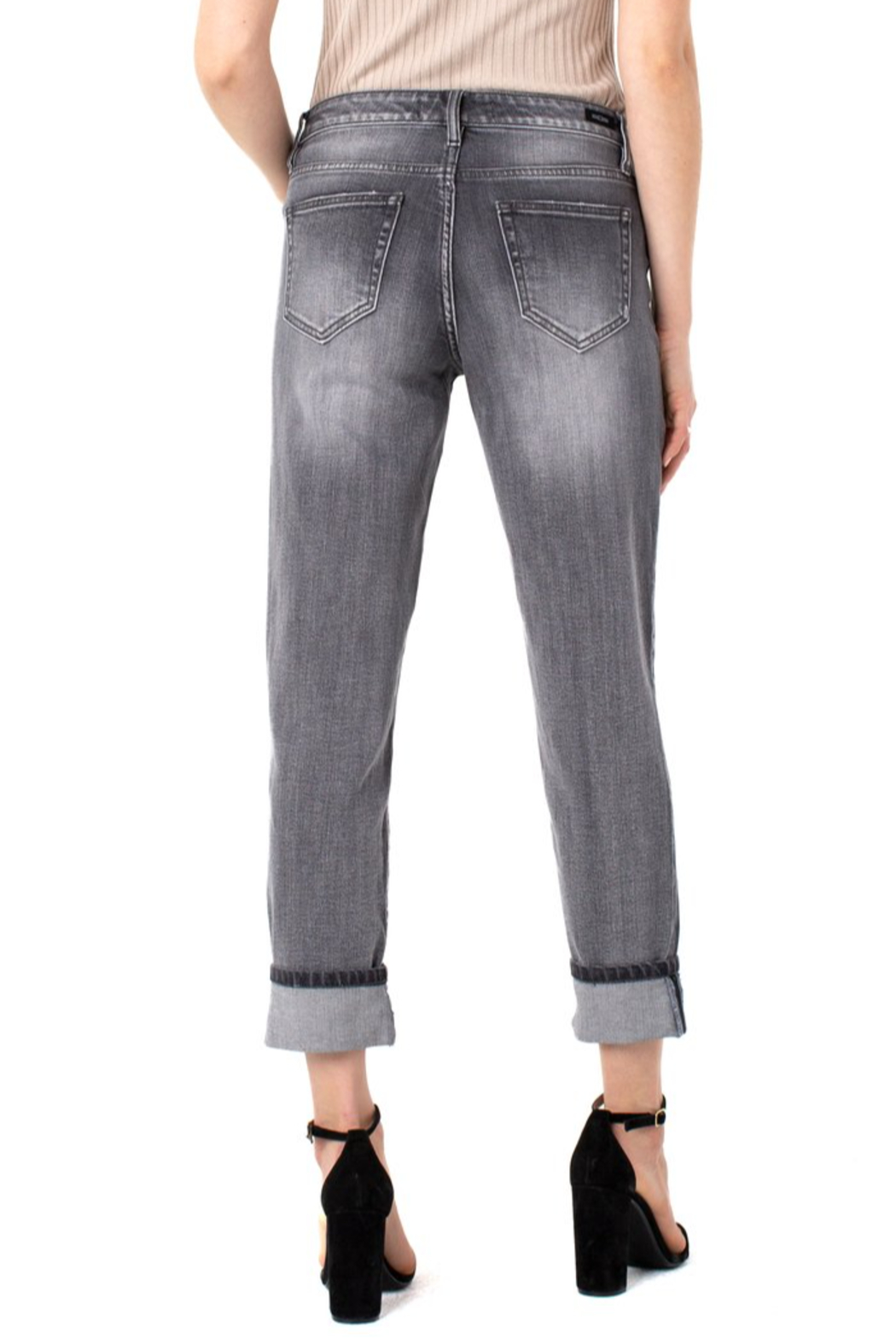 Liverpool  Marley Girlfriend Pant - Front Full Image
