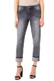 Liverpool  Marley Girlfriend Pant - Front cropped
