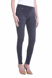 Liverpool Meteorite Skinny Jeans - Front cropped