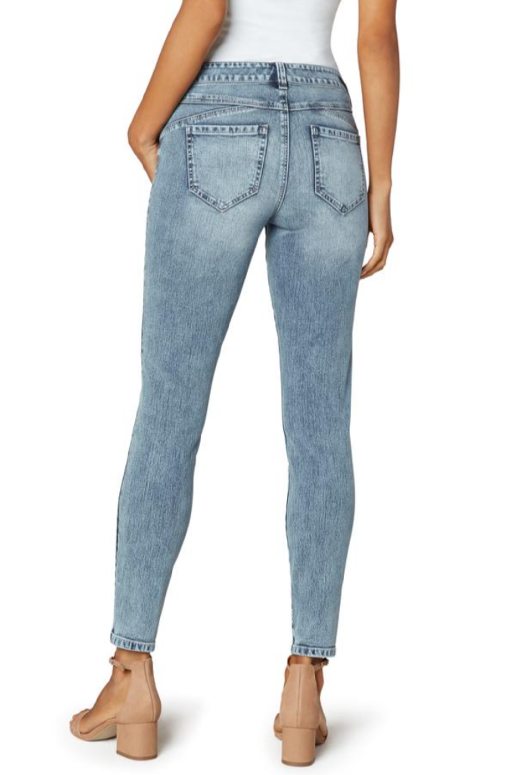 Liverpool Jean Company Liverpool Piper Ankle - Front Full Image