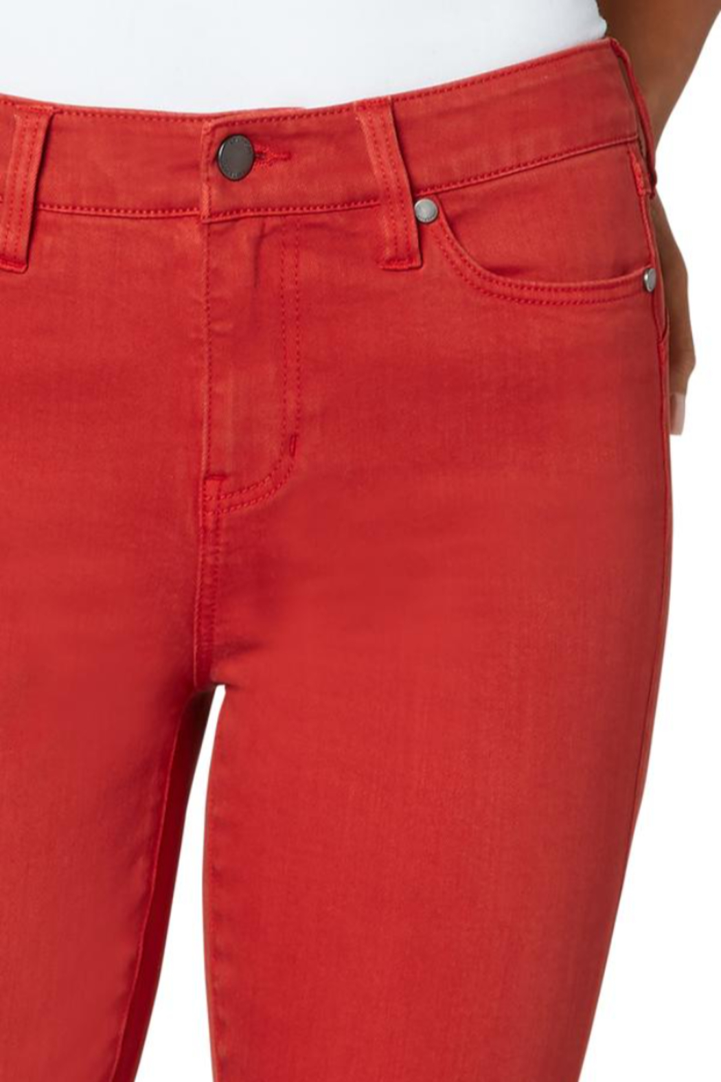 Liverpool  Piper Ankle Skinny - Front Full Image