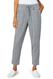Liverpool  Pull on Crop Trouser - Product Mini Image