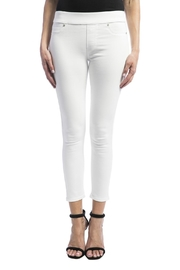 Liverpool Pullon Denim Jegging - Product Mini Image