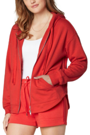 Liverpool  Relaxed Zip Jacket - Product Mini Image