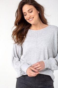Liverpool  Soft Dolman Easy Fit Top - Product List Image