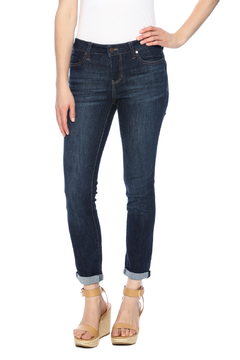 Liverpool Vintage Crop Jeans - Product List Image