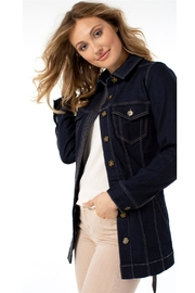 Liverpool Jean Company Belted Long Jacket - Other