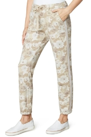 Liverpool Jean Company Camo Floral Joggers - Product Mini Image