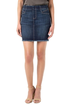 Liverpool Jean Company Cat Eye Skirt - Product List Image
