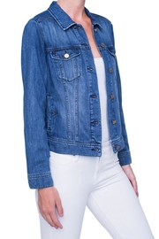 Liverpool Jean Company Classic Jean Jacket - Product Mini Image
