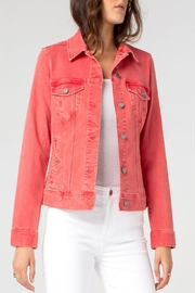Liverpool Jean Company Coral Jean Jacket - Product Mini Image