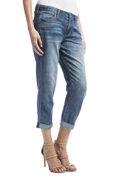 Shoptiques Product: Crop Boyfriend Jeans