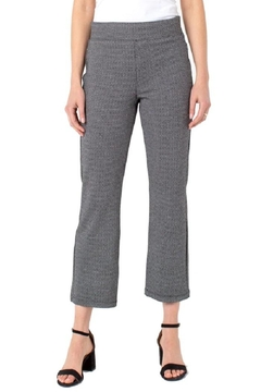 Liverpool Jean Company Cropped Knit Pant - Alternate List Image