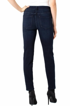 Liverpool Jean Company Cropped Pull-On Jean - Alternate List Image