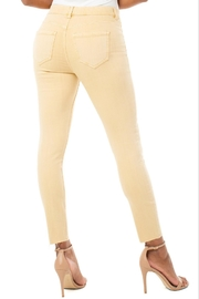 Liverpool Jean Company Gia Glider Crop - Front full body