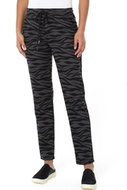Liverpool Jean Company Pull-On Knit Jogger - Product Mini Image