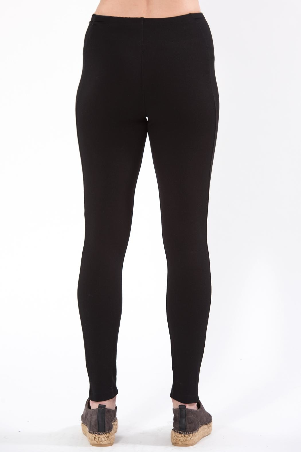 Liverpool Jean Company Reese Ankle Legging - Front Full Image