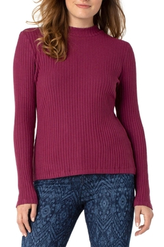 Liverpool Jean Company Ribbed Knit Sweater - Product List Image