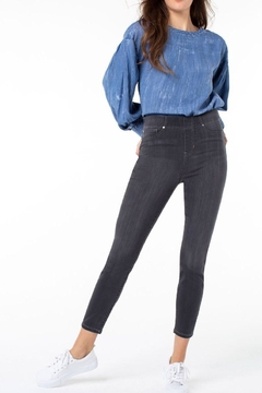 Liverpool Jean Company Skinny Grey Jeans - Product List Image
