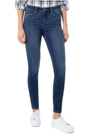 Liverpool Jean Company Skinny Vintage Jeans - Front cropped