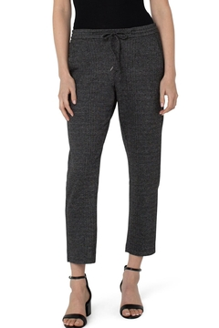 Liverpool Jean Company Speckled Pull On Pant - Product List Image