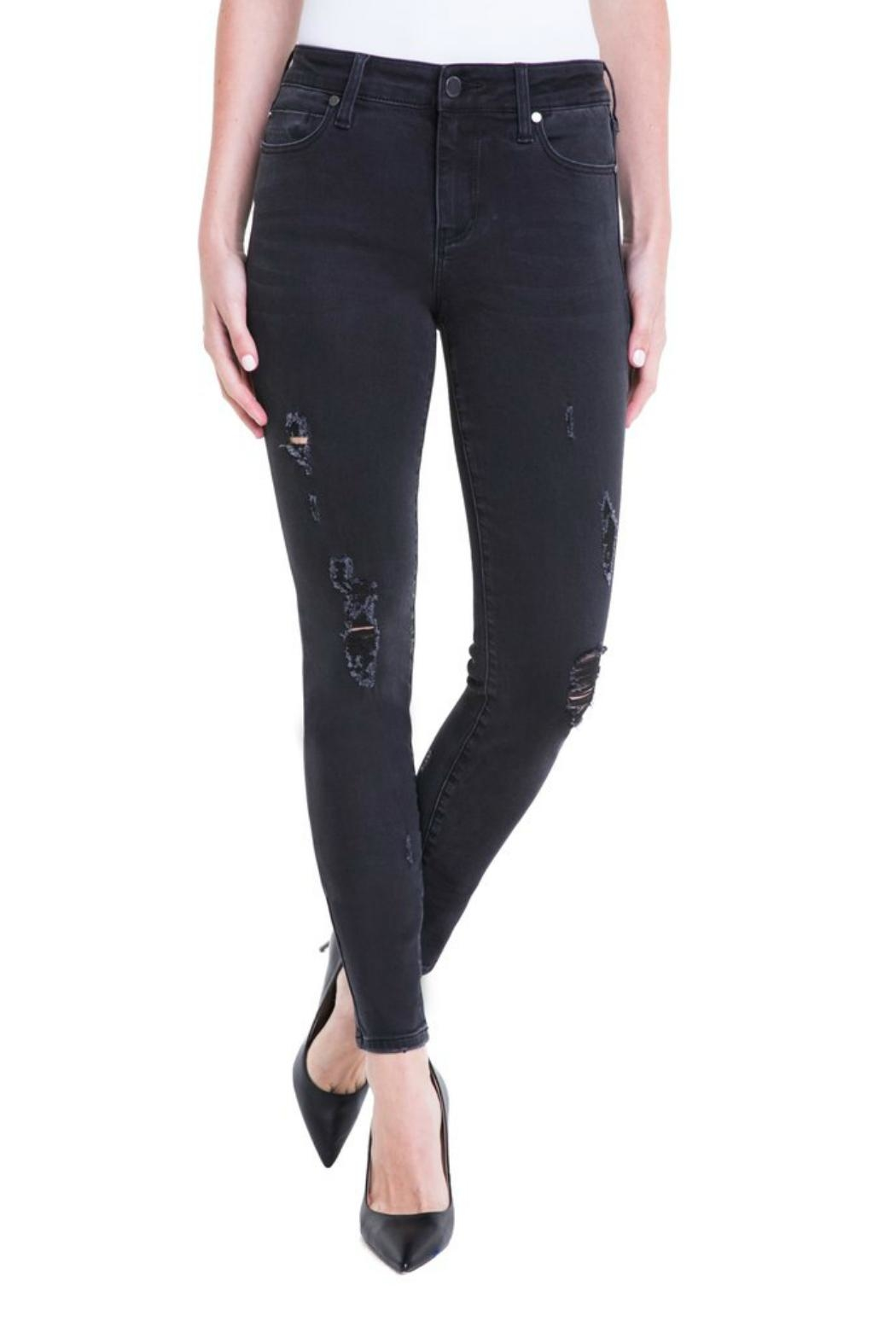 Liverpool Jean Company Stretch Skinny Jeans - Main Image