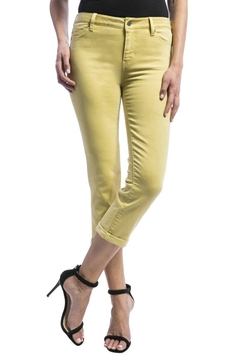 Shoptiques Product: Stretch Twill Capri