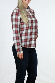Liverpool Jean Company Western Yoke Shirt - Front full body